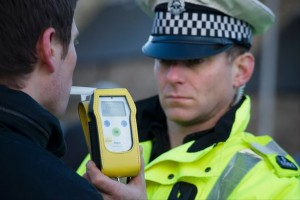 Police breathalyser (generic)
