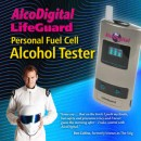 AlcoDigital Lifeguard breathalyzer