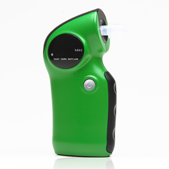 Green AL6000 Lite breathalyzer