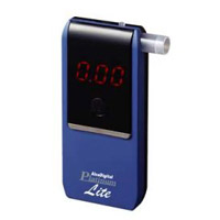 Platinum Lite - A fixed sensor version of the Platinum breathalyzer