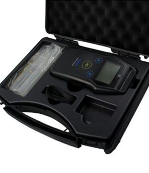 Drager 5510 breathalyser and case