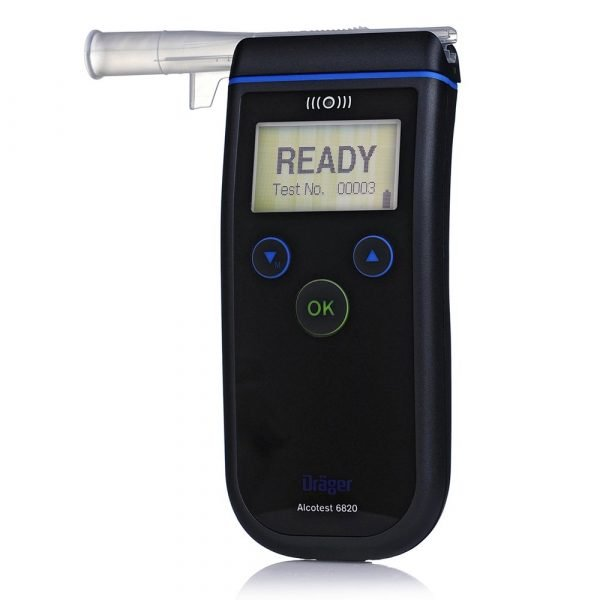 Draeger 6820 Digital Breathalyzer