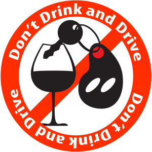 Don't Drink Badge