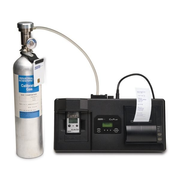 Breathalyser calibration equipment