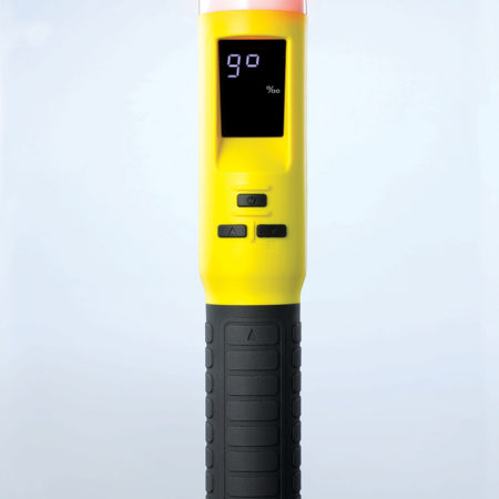 AlcoSaber screening breathalyzer