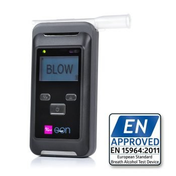 AlcoDigital EON EN Approved Breathalyser