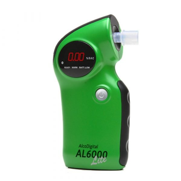 AlcoDigital AL6000 Lite Digital Breathalyser