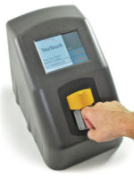 Trutouch access control finger print technology