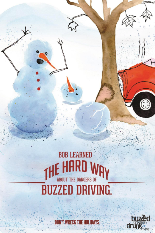 Drink-driving home for Christmas