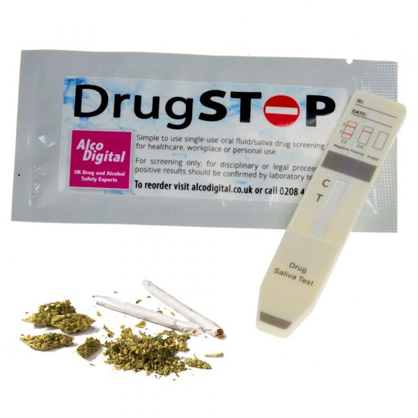 DrugStop Drug Test for Cannabis