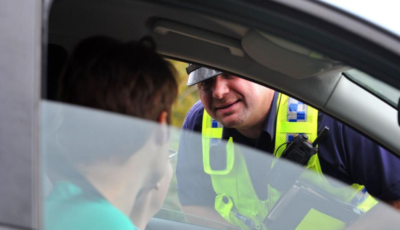 New drug driving laws in Scotland