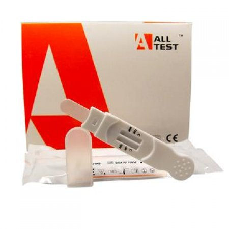 ALLTEST 4 Panel Drug Direct Saliva Drug Testing Kit